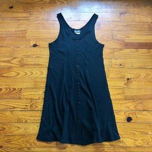 Vintage 1990s Ms Choice Tank Dress